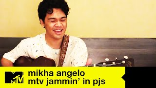 "Download Mikha Angelo (Live Acoustic) - ""I Still Love You"" + ""Shot"" + ""La La Lost You"" | MTV Jammin' in PJs"
