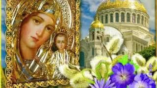 Красивое поздравление с Вербным Воскресеньем!