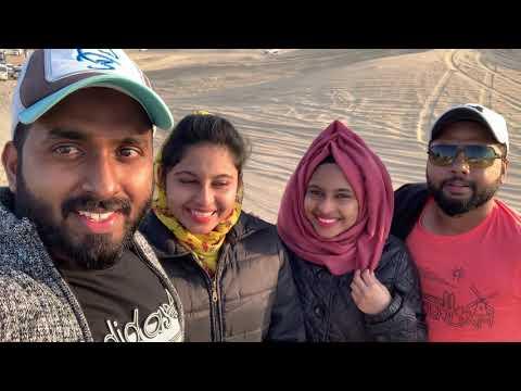 DUNE SMASHING SAFARI THROUGH DUBAI DESERT