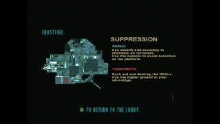 SOCOM II - FrostFire (Last Online Game)