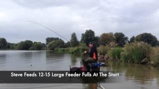 Bream Fishing With Steve Ringer