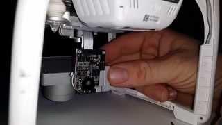 How To Repair Shaky Dji Phantom 3 Gimbal After Crash