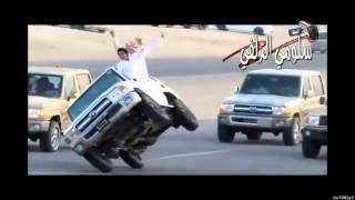 Don't try this if you aren't an Arab!!! Mad driving!
