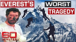 The deadliest disaster on Mount Everest | 60 Minutes Australia