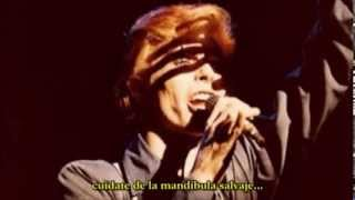 David Bowie 1984 Subtitulada Español