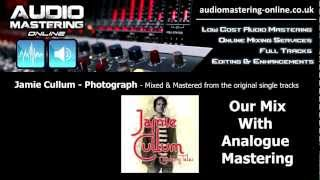 "Jamie Cullum ""Photograph"" Analogue Audio Mastering Comparison"