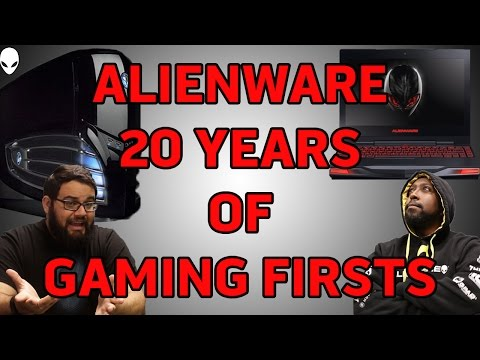 Alienware   20 Years Of PC Gaming Firsts