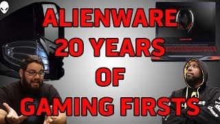 Alienware | 20 Years Of PC Gaming Firsts