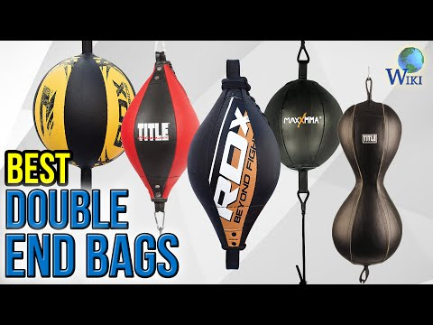 7 Best Double End Bags 2017