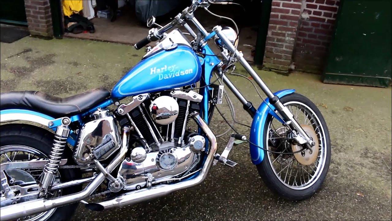Ausgezeichnet 1978 Harley Sportster Schaltplan Galerie - Elektrische ...
