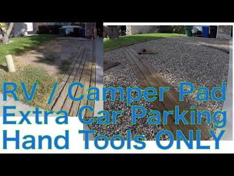 Diy driveway widening with hand tools timelapse youtube diy driveway widening with hand tools timelapse solutioingenieria Images