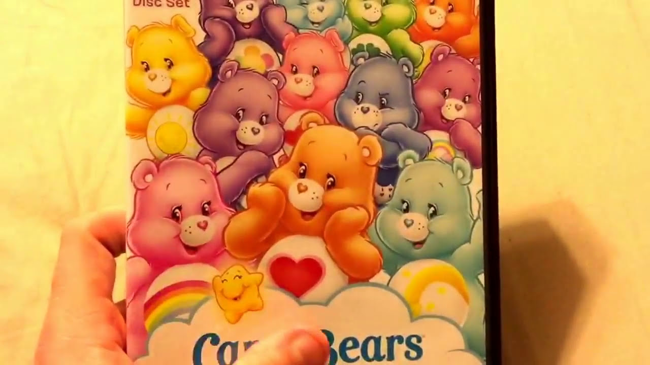Care Bears The Original Series Dvd Unboxing Youtube