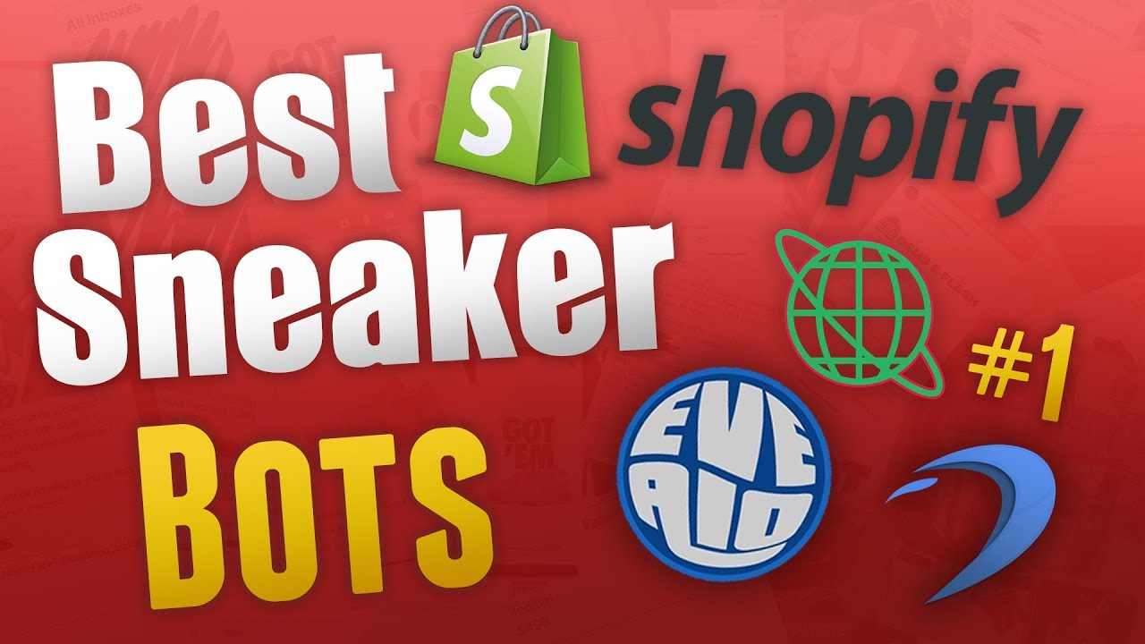 2353b136fd841 5 Top BEST Sneaker Bots for Shopify!! - YouTube