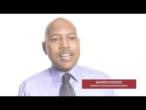 Business Administration Degree Online: Class Graduate Warren Rodgers | Ashworth College
