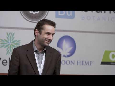 Guy Coxall  – Hemp Tank – The Hemp & CBD Expo