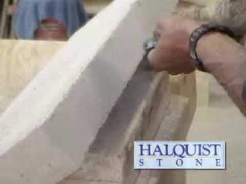 Bushedhammered Finish of Natural Stone