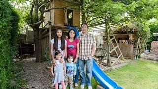 The Man Who Put His Shed Up A Tree: Father Ordered To Pull Down Playhouse