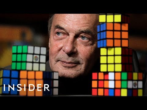 How The Rubik's Cube Became One Of The Bestselling Toys In History