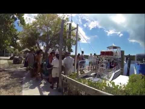 Key Largo, Florida Keys-Touring the John Pennekamp Park's Facilities. A FloridaKeysXperienceImage