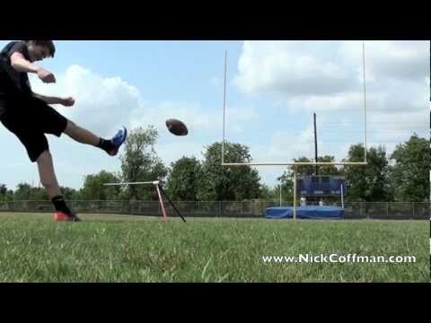 Nick Coffman - Kicking Highlights