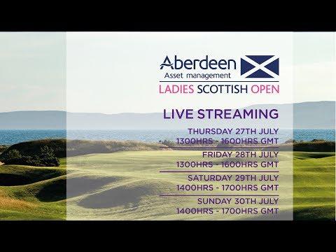 Aberdeen Asset Management Ladies Scottish Open | Round 4