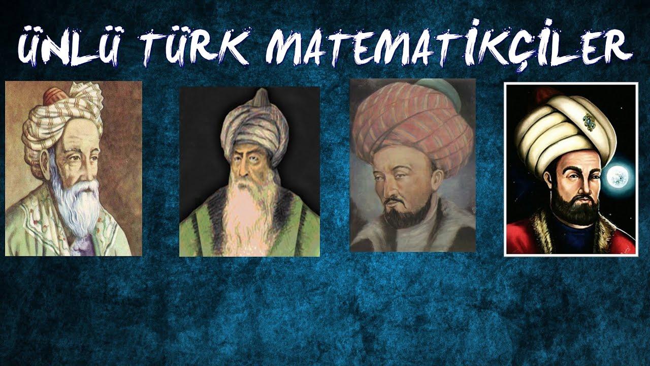 Türk ünlü Matematikçiler Hd Youtube