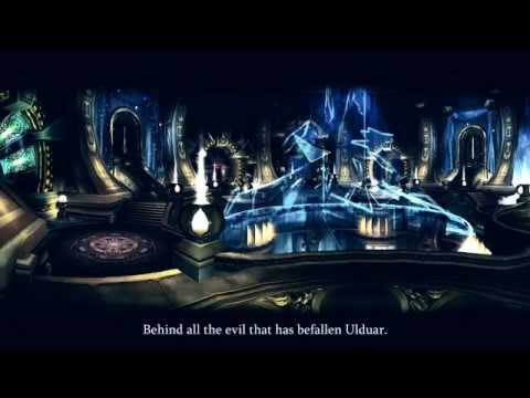 The Four Keepers of Ulduar - World of Warcraft voice