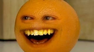 SUSIE Q AND THE ANNOYING ORANGE/BLOOPER!THIS IS NOT A VIDEO.