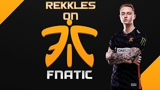 Rekkles ''I would wanted him to criticize me'' on PapaSmithy review, scrims and Tips