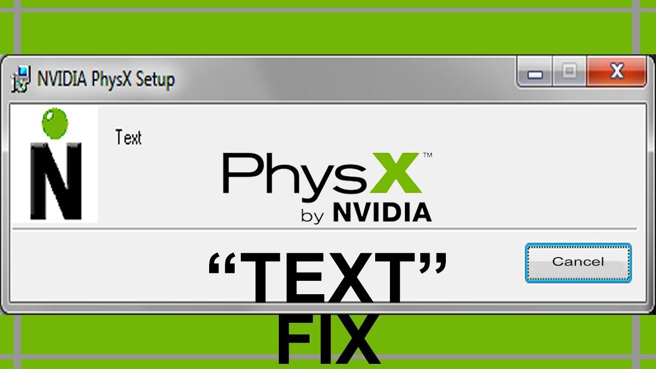 ageia physx v7.01.12