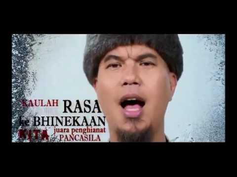 'SANG PENISTA ', Lirik: Fadli Zon, Lagu: Ahmad Dhani.... #Ruh212