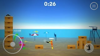 Stick Man Fight 3D Gameplay (Android Casual Game)