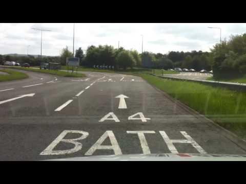 Turning Right To Keynsham At Hicks Gate Method 1