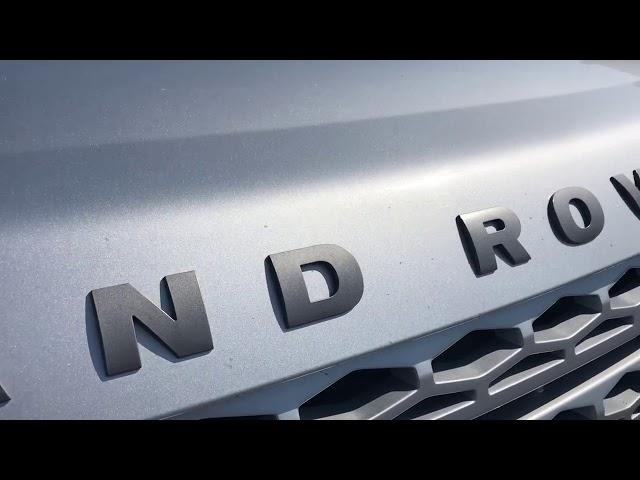 Genomgång Land Rover