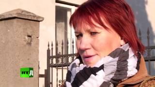 Нищие Украинцы в Польше