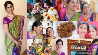 Special vlog | Herbal bath | Glimpses of our family function | Brinjal thokku recipe | Vlogs tamil