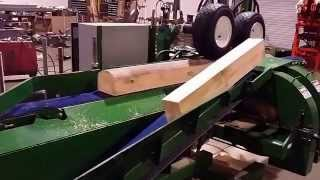 Sawmill Supplies & Equipment Double Head Resaw With Return