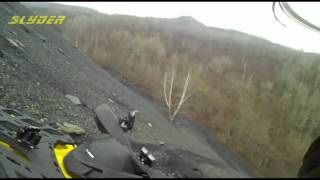 Outlander 1000xt not making the Shanendoah Coal Hill and being winched
