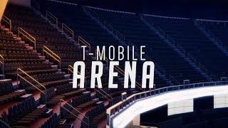 3D Digital Venue -  T-Mobile Arena (NHL Vegas Golden Knights | 2018-2019)