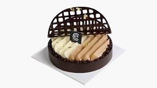 Tarta Sablé tres Chocolates -Three Chocolates Sable Tart