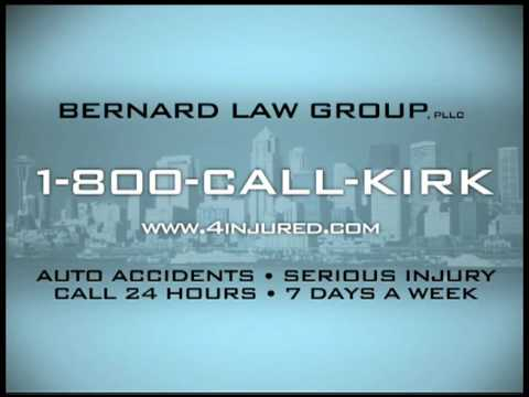 Free Case Consultation, Seattle Car Accident Attorney,  Kirk Bernard, Bernard Law Group