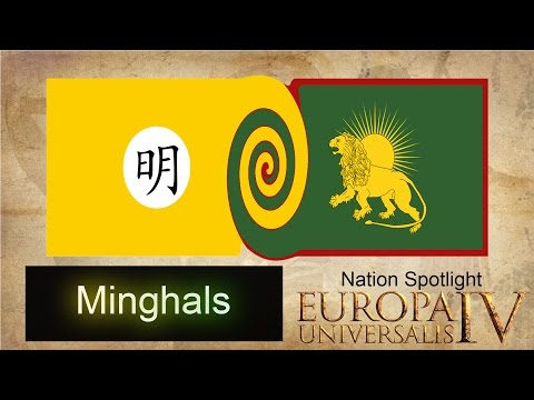 [EU4] Nation Spotlight: Minghals - Twilight of the Superpower