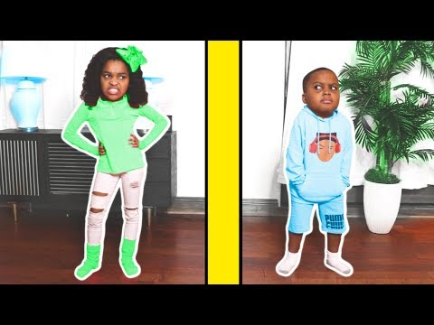 TRY NOT TO LAUGH At Brother vs Sister Skits! - Onyx Kids from YouTube · Duration:  25 minutes 20 seconds