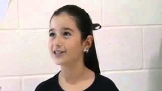 Soldier Surprises Little Sister at School