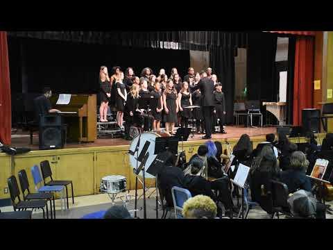 Montera Middle School - Choir - Dreamer