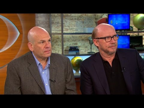 "David Simon, Paul Haggis on new HBO mini-series ""Show Me a Hero"""