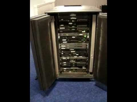 Rackmount Solutions: Ucoustic Soundproof Cabinet Audio Test - YouTube