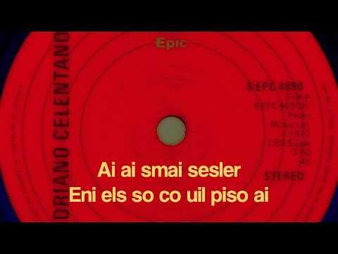 Prisencolinensinainciusol (with lyrics)
