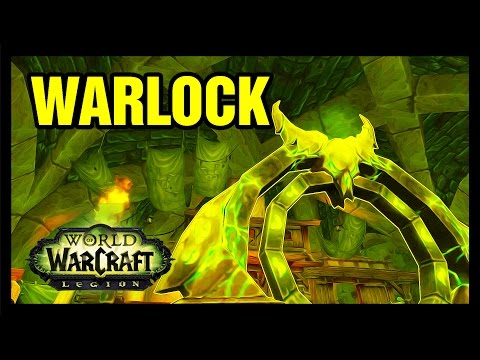 Demonology Warlock Artifact Scenario