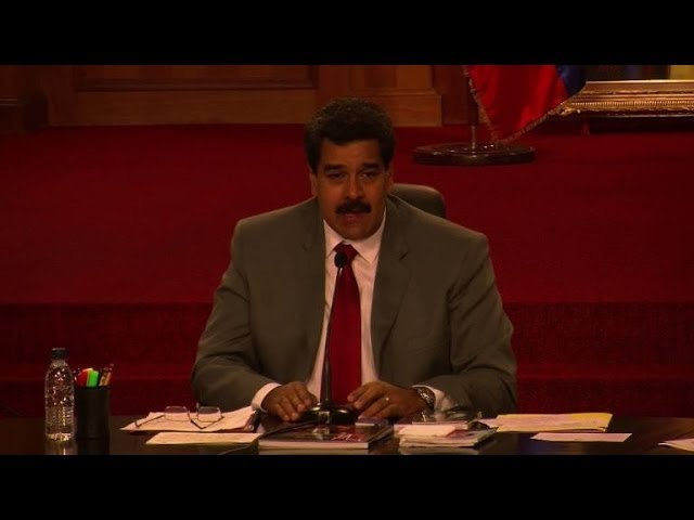Venezuela accuses US of sparking civil unrest Travel Video